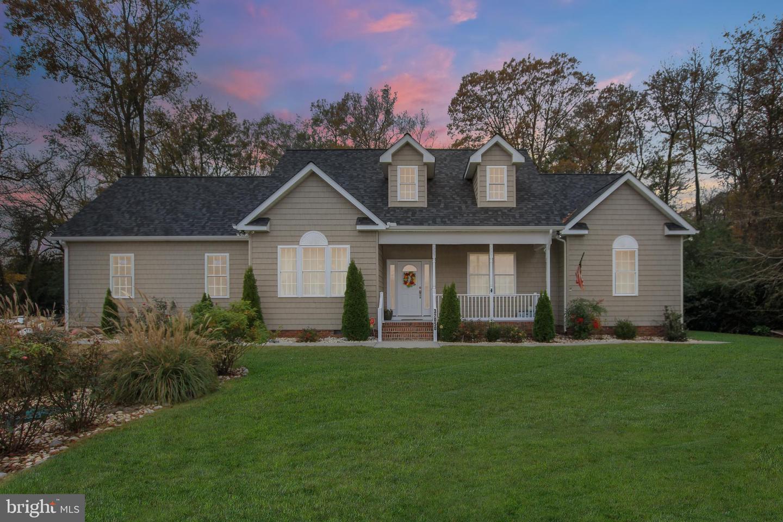 Single Family Homes per Vendita alle ore Laurel, Delaware 19956 Stati Uniti