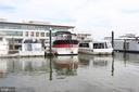 Rear View of Z dock - 600 WATER ST SW #Z-8, WASHINGTON