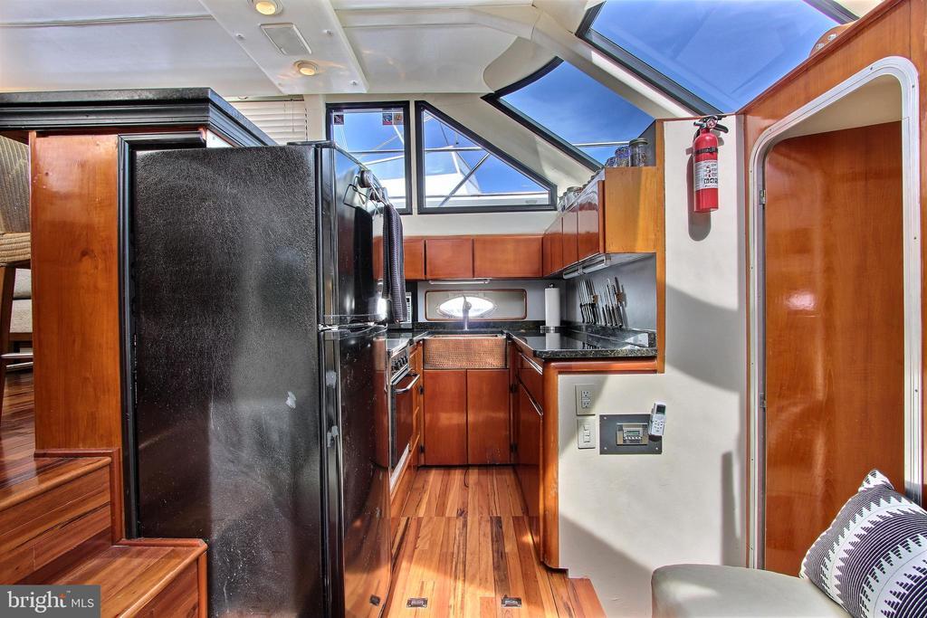 Kitchen - 600 WATER ST SW #Z-8, WASHINGTON