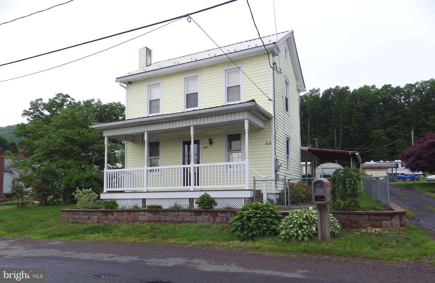 Single Family Homes for Sale at Lavelle, Pennsylvania 17943 United States