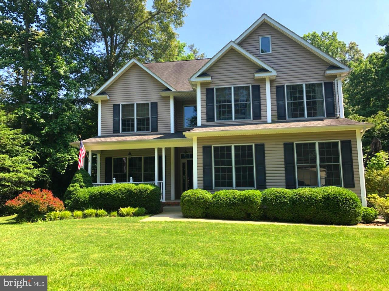 Single Family Homes 용 매매 에 Drayden, 메릴랜드 20630 미국