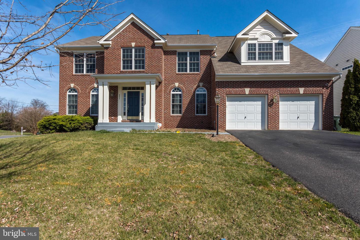 Single Family for Sale at 451 Blossom Tree Rd Culpeper, Virginia 22701 United States