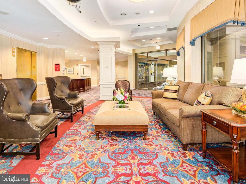 Lobby - 900 N TAYLOR ST #1512, ARLINGTON