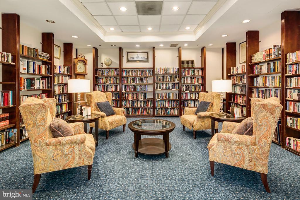 Library - 900 N TAYLOR ST #1512, ARLINGTON