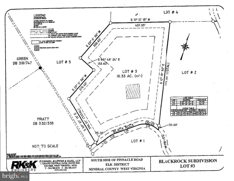 Mark för Försäljning vid Elk Garden, West Virginia 26717 Förenta staterna