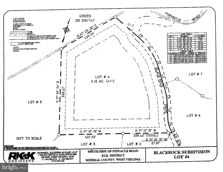 土地,用地 为 销售 在 Elk Garden, 西弗吉尼亚州 26717 美国