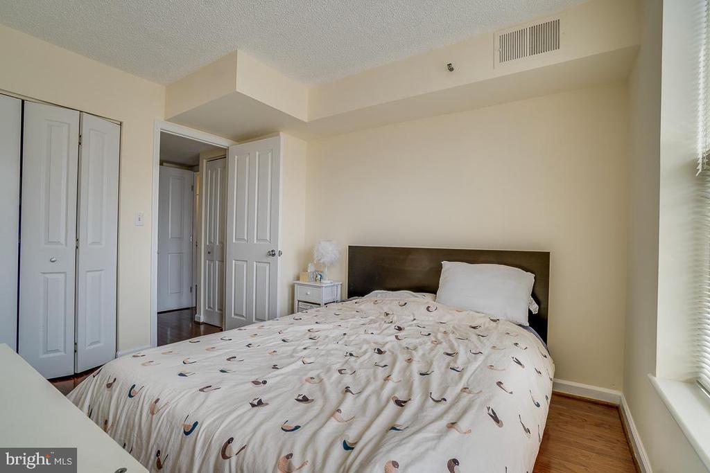 Bedroom - 601 PENNSYLVANIA AVE NW #906, WASHINGTON