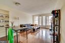 Open Floor Plan - 601 PENNSYLVANIA AVE NW #906, WASHINGTON