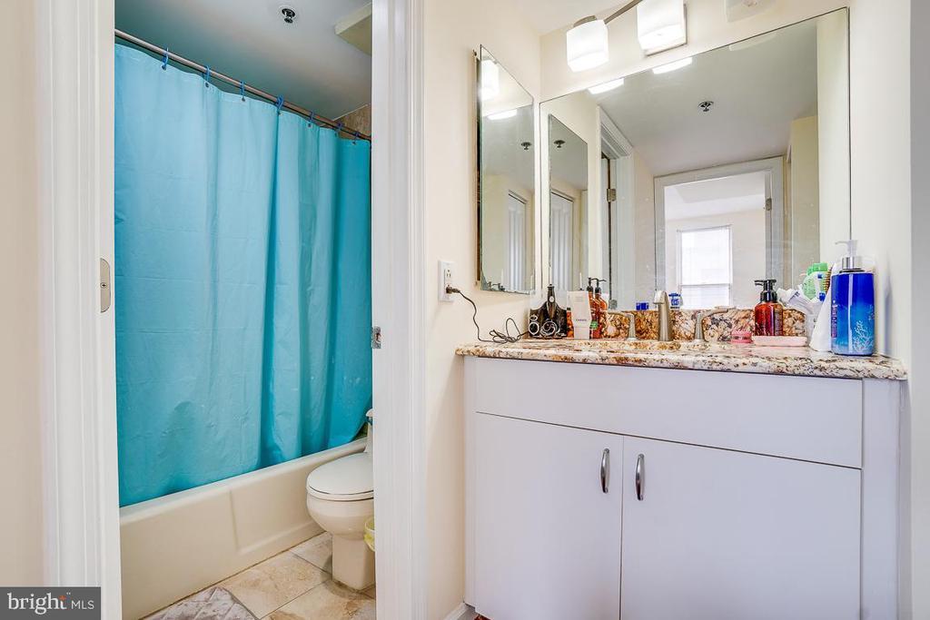 Marble Bath - 601 PENNSYLVANIA AVE NW #906, WASHINGTON