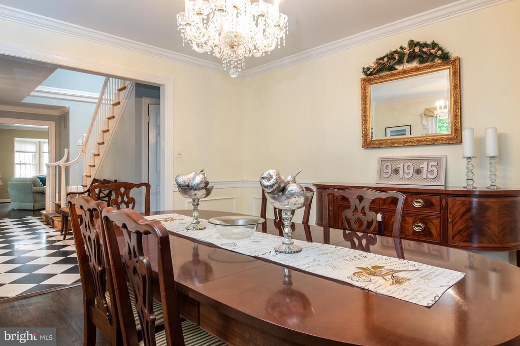 Formal Dining Room - 3612 SOUTH PL #7, ALEXANDRIA