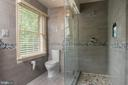 Updated Hall Bathroom with walk-in Shower - 3612 SOUTH PL #7, ALEXANDRIA