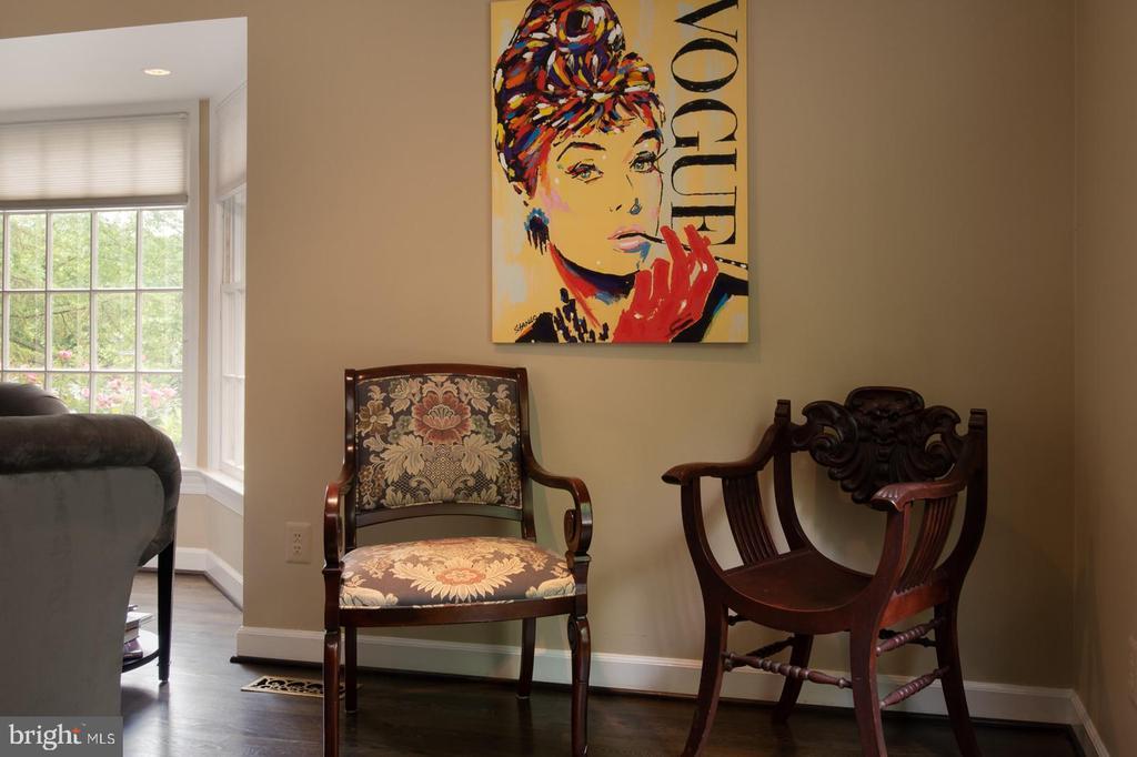 Living Room - 3612 SOUTH PL #7, ALEXANDRIA