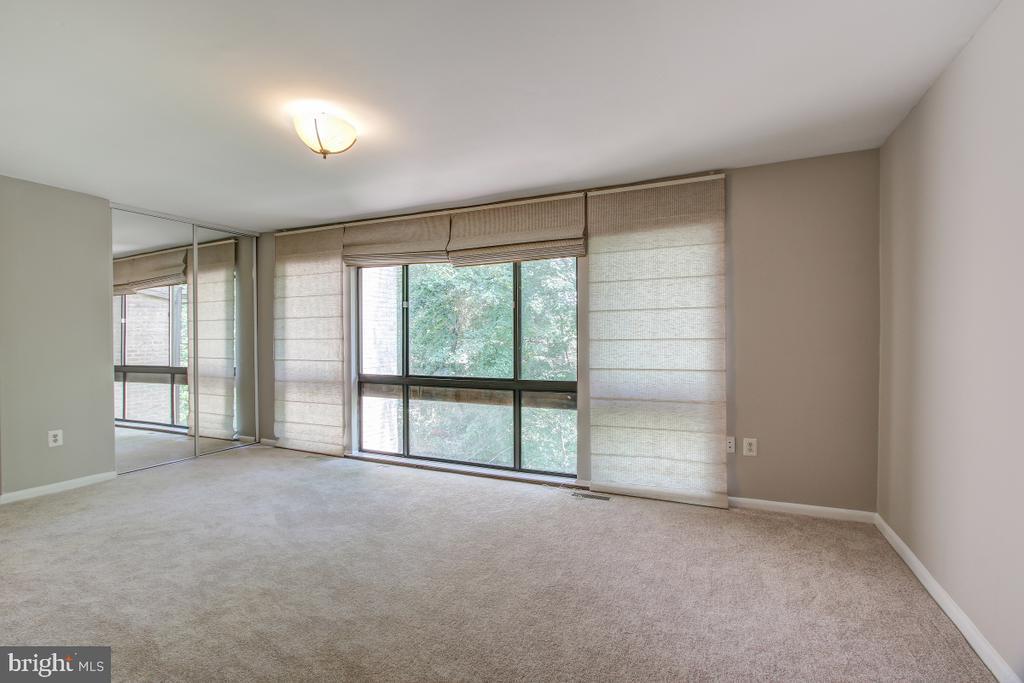 Master boasts a wall of windows! - 11316 DOCKSIDE CIR, RESTON