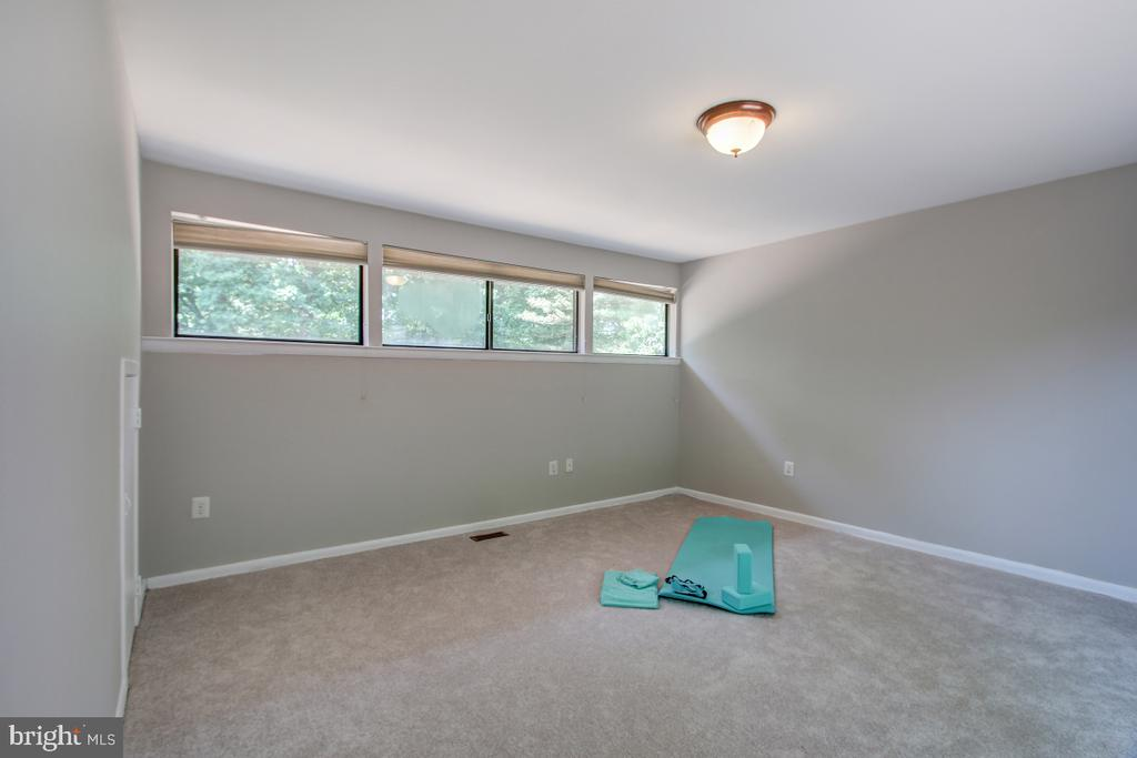 Generous room on Upper Level 2 - 11316 DOCKSIDE CIR, RESTON