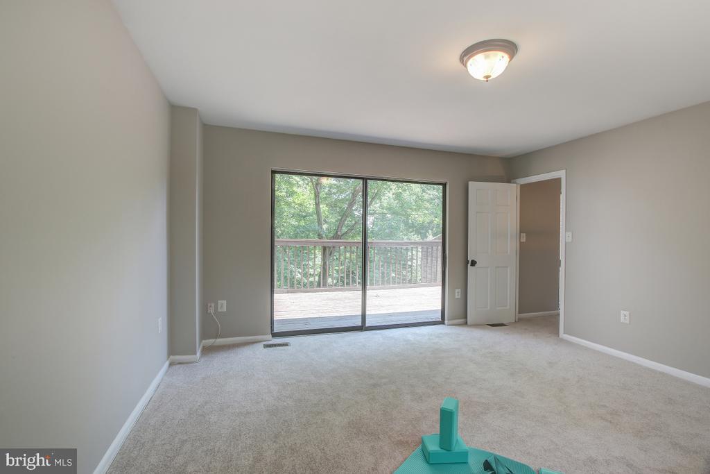 Exercise?  Bedroom? Playroom?  Office? Options! - 11316 DOCKSIDE CIR, RESTON