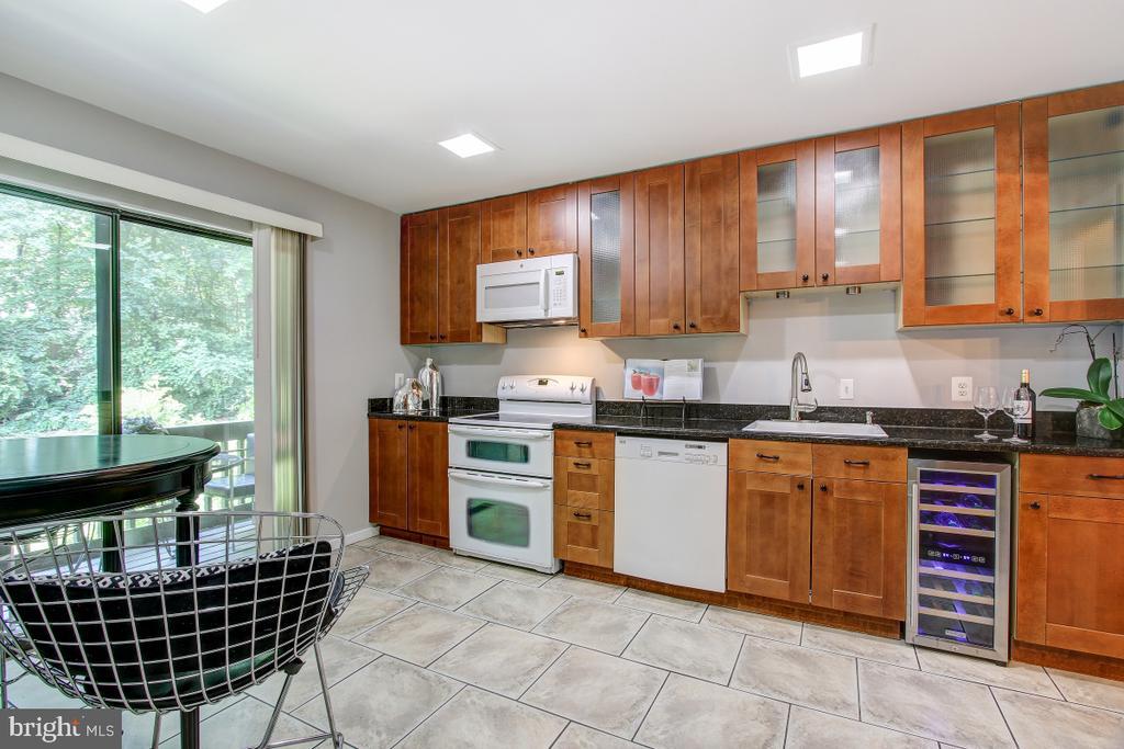 Stunning Kitchen update! - 11316 DOCKSIDE CIR, RESTON