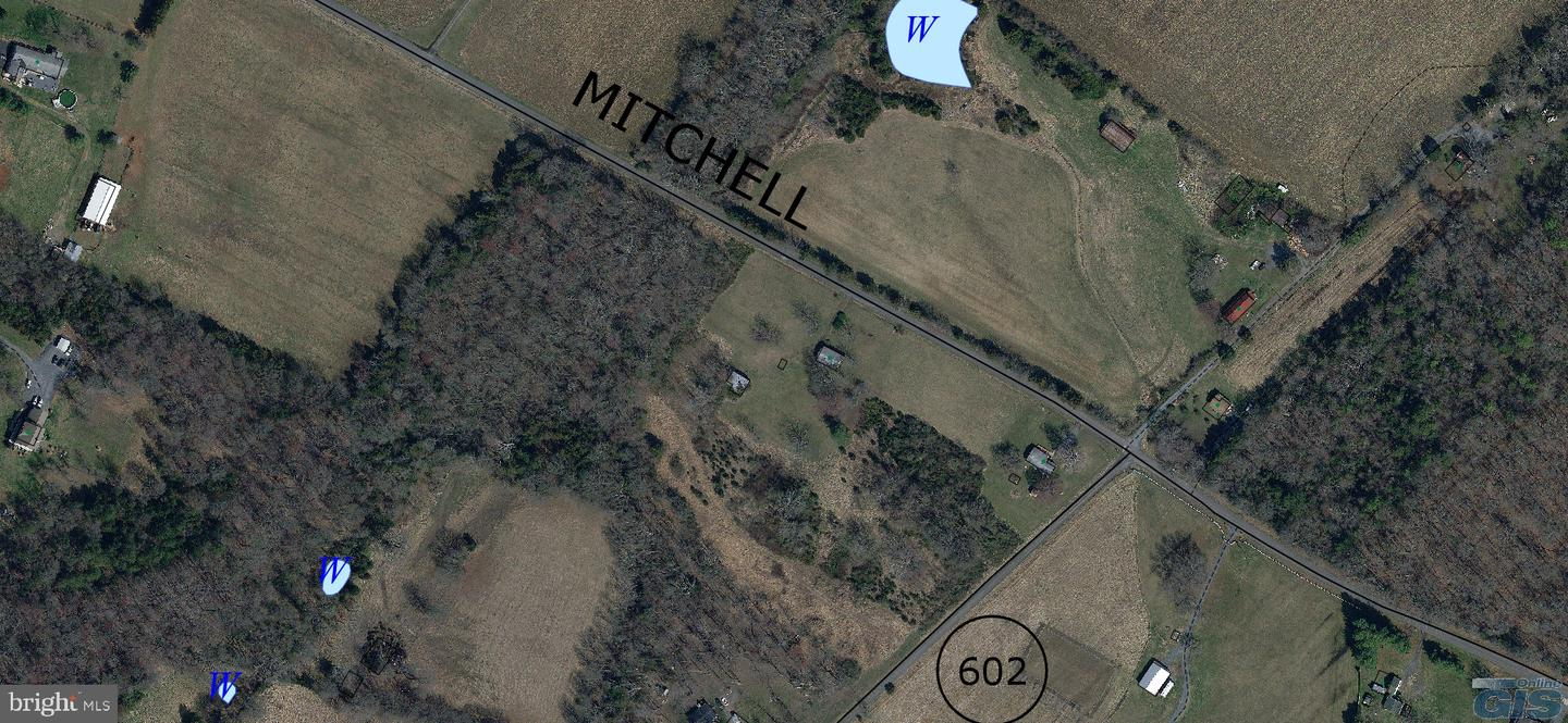 Land for Sale at Mitchells, Virginia 22729 United States