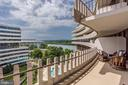 Potomac River & Kennedy Center Views - 700 NEW HAMPSHIRE AVE NW #1021, WASHINGTON