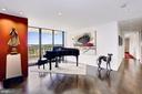 Piano Room - 700 NEW HAMPSHIRE AVE NW #1021, WASHINGTON