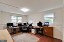 Bedroom 5/ Office - 4307 ARGONNE DR, FAIRFAX