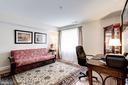 Ground Level Office/Bedroom - 12086 KINSLEY PL, RESTON