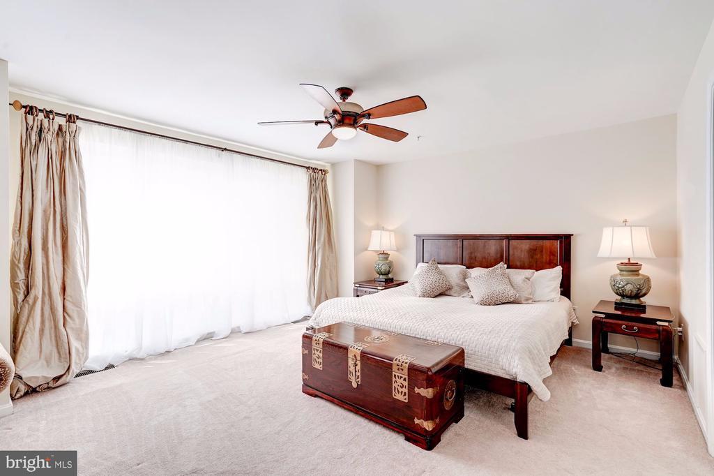 Master Bedroom on Upper Level - 12086 KINSLEY PL, RESTON