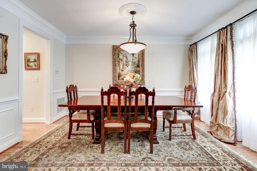 Formal Dining Room - 12086 KINSLEY PL, RESTON