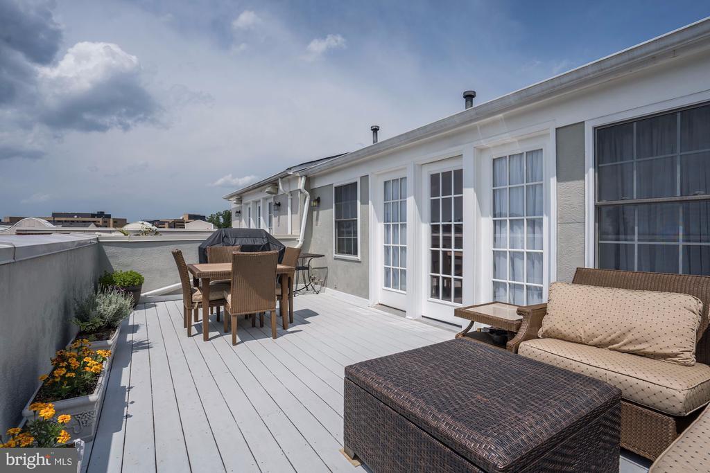 Outstanding Rooftop Terreace - 12086 KINSLEY PL, RESTON