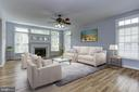 Spectacular Family/Great Room Virtually Staged - 18912 PORTERFIELD WAY, GERMANTOWN