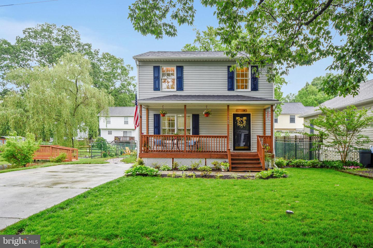 Additional photo for property listing at 1196 Spruce Ave Shady Side, Maryland 20764 United States