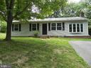 Front  of House - 7005 LOMBARD LN, FREDERICKSBURG