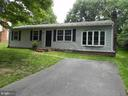 Front View - 7005 LOMBARD LN, FREDERICKSBURG