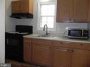 Galley Kitchen - 7005 LOMBARD LN, FREDERICKSBURG