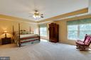 Large Master Bedroom - 42835 CONQUEST CIR, BRAMBLETON