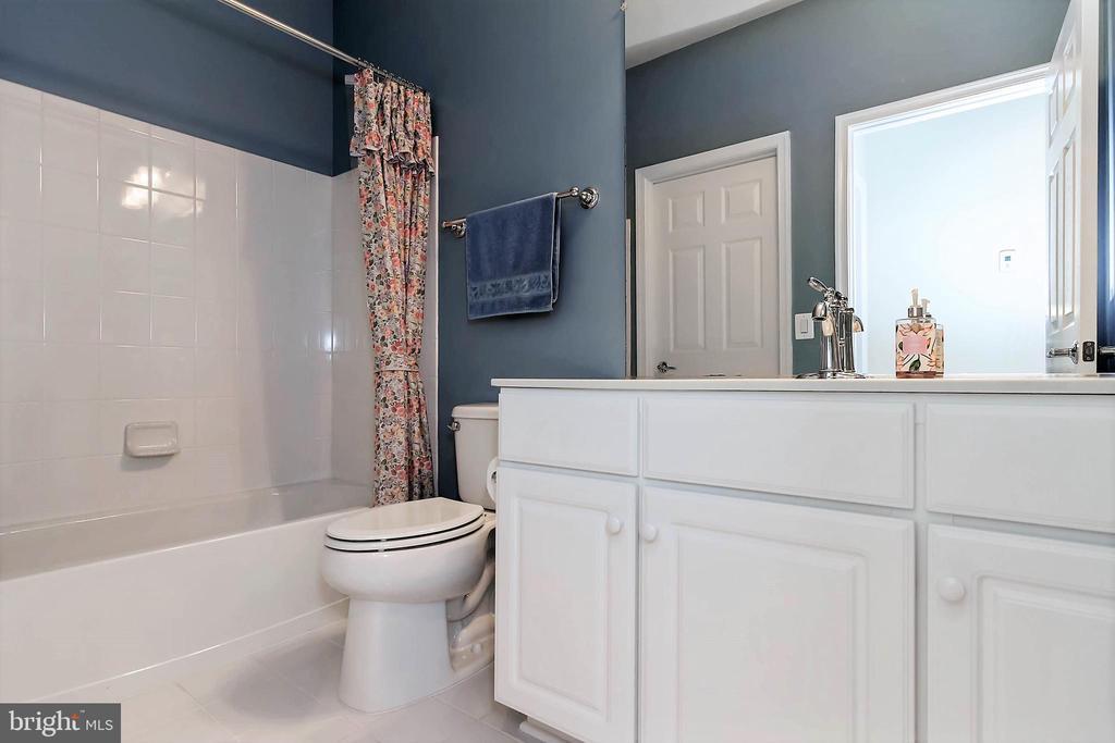 Guest Bath On Main Level - 88 DENISON ST, FREDERICKSBURG