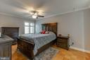 Master suite - 3101 S MANCHESTER ST #516, FALLS CHURCH