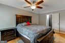Master bedroom - 3101 S MANCHESTER ST #516, FALLS CHURCH