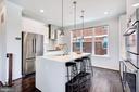 Kitchen - 3338 7TH ST NE, WASHINGTON