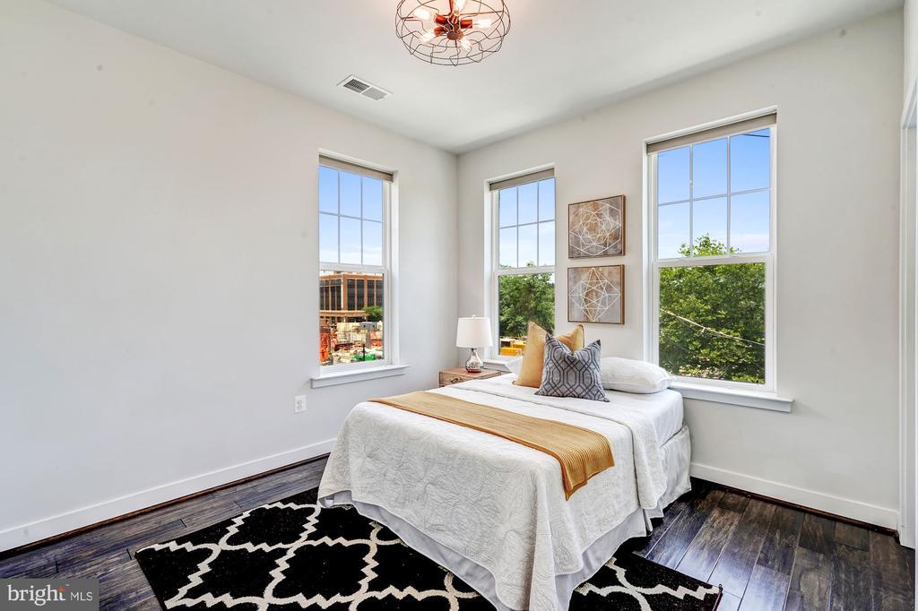 Second bedroom - 3338 7TH ST NE, WASHINGTON