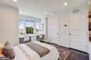 Third bedroom/office - 3338 7TH ST NE, WASHINGTON