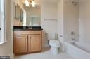 Bedroom #2 Ensuite Bath - Ceramic Tile - 1318 DUKE ST, ALEXANDRIA
