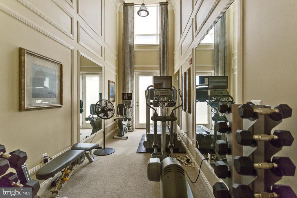 Exercise Room - 1318 DUKE ST, ALEXANDRIA