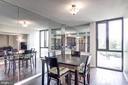 Dining space - 240 M ST SW #E414, WASHINGTON