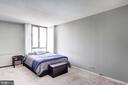 Second bedroom - 240 M ST SW #E414, WASHINGTON