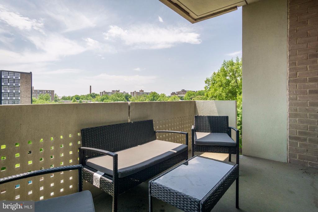 Balcony - 240 M ST SW #E414, WASHINGTON