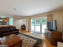 Family Room - 8104 LANGBROOK RD, SPRINGFIELD