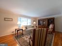 Living Room - 8104 LANGBROOK RD, SPRINGFIELD