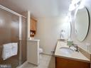 Bathroom - 8104 LANGBROOK RD, SPRINGFIELD