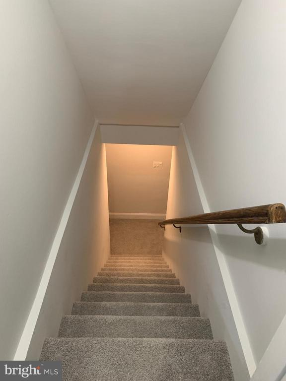 Basement stairs. - 14182 WYNGATE DR, GAINESVILLE