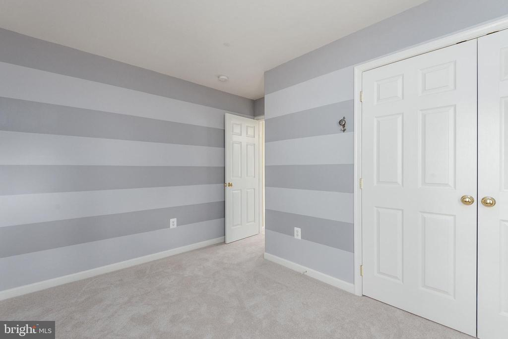 Double closet in this large bedroom. - 51 RIVER RIDGE LN, FREDERICKSBURG